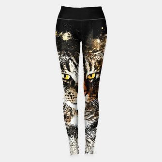 Miniaturka koko the cat wsstd Leggings, Live Heroes