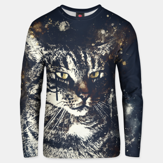 koko the cat wsfn Unisex sweater thumbnail image