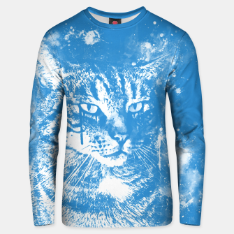 koko the cat wswb Unisex sweater thumbnail image