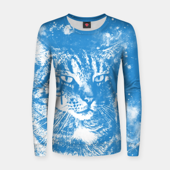 Thumbnail image of koko the cat wswb Women sweater, Live Heroes