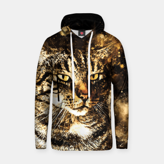 koko the cat wssepia Hoodie thumbnail image