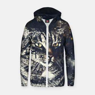 koko the cat wsfn Zip up hoodie thumbnail image
