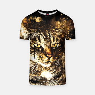 koko the cat wssepia T-shirt thumbnail image