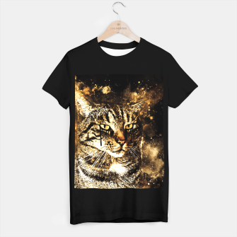 koko the cat wssepia T-shirt regular thumbnail image