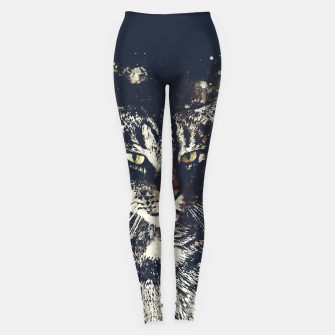 koko the cat wsfn Leggings thumbnail image