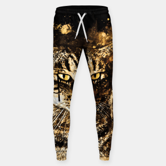 koko the cat wssepia Sweatpants thumbnail image