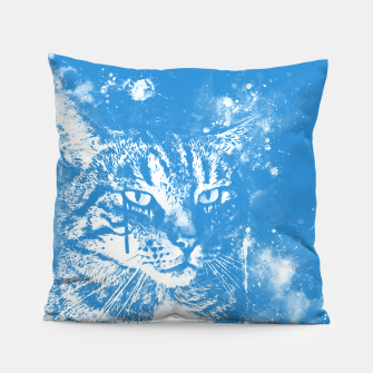 koko the cat wswb Pillow thumbnail image