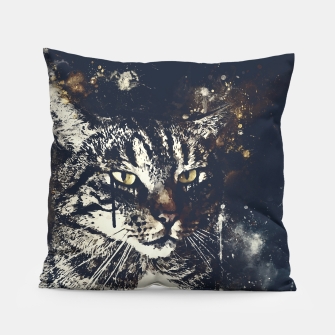 koko the cat wsfn Pillow thumbnail image