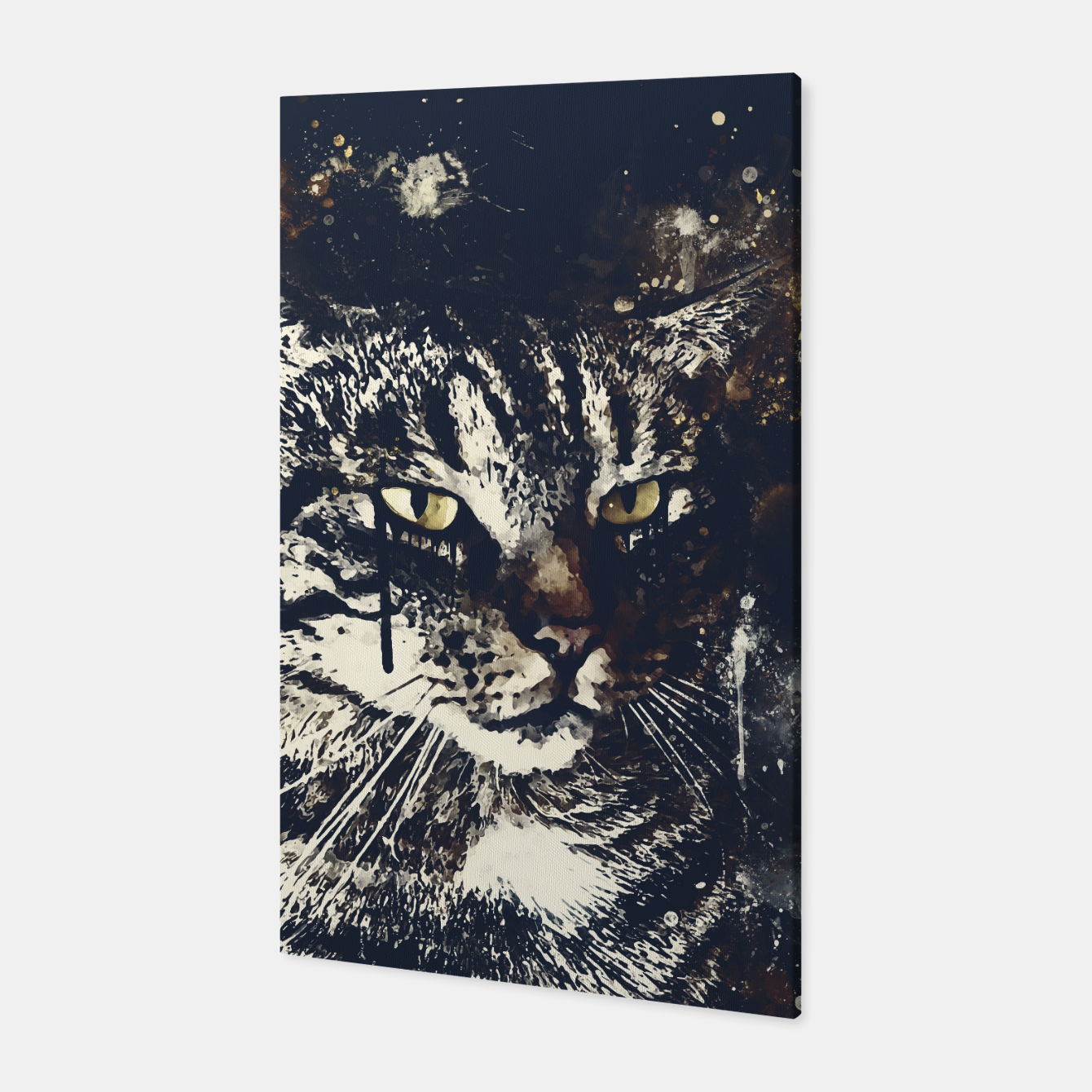 Image of koko the cat wsfn Canvas - Live Heroes