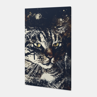 Thumbnail image of koko the cat wsfn Canvas, Live Heroes