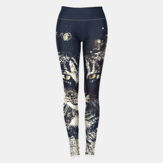 Miniature de image de koko the cat wsfn Leggings, Live Heroes