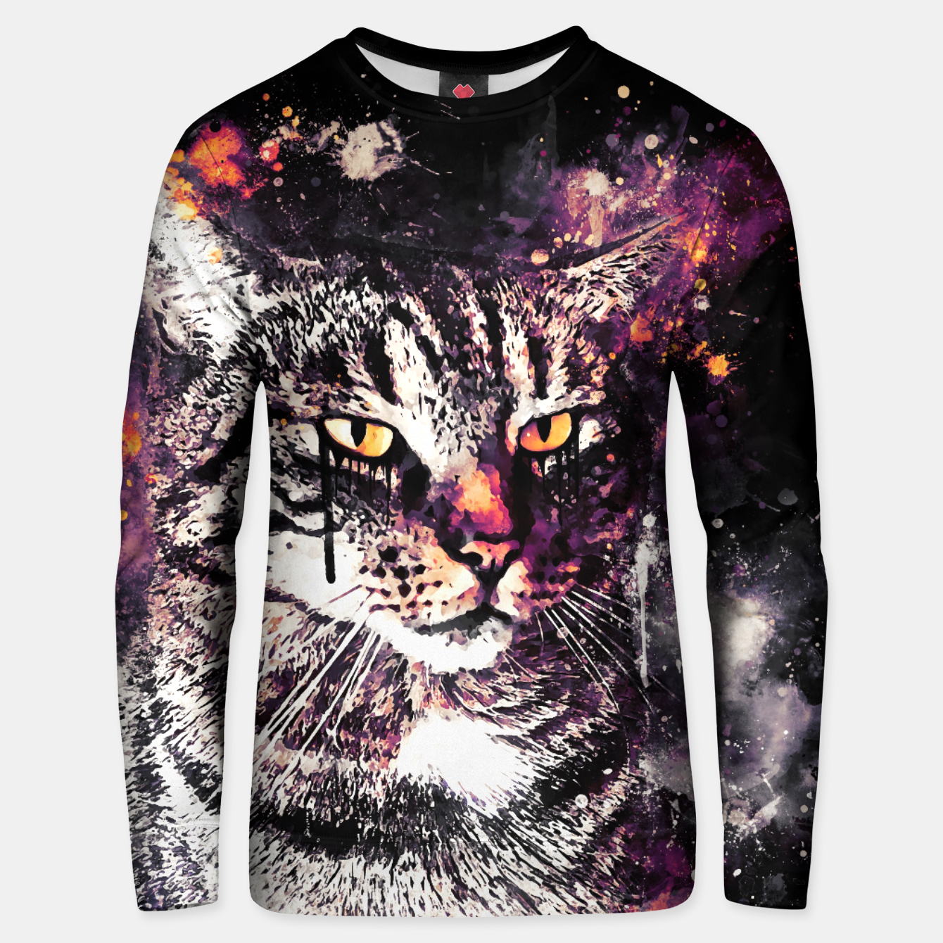Image of koko the cat wslsh Unisex sweater - Live Heroes