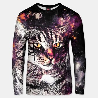 Thumbnail image of koko the cat wslsh Unisex sweater, Live Heroes