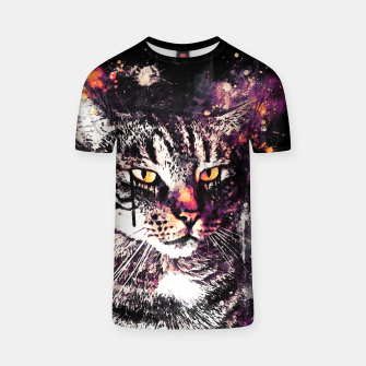 Thumbnail image of koko the cat wslsh T-shirt, Live Heroes