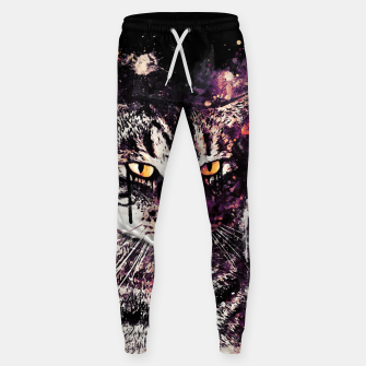 Miniature de image de koko the cat wslsh Sweatpants, Live Heroes