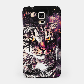 Miniature de image de koko the cat wslsh Samsung Case, Live Heroes