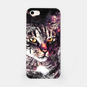 Imagen en miniatura de koko the cat wslsh iPhone Case, Live Heroes