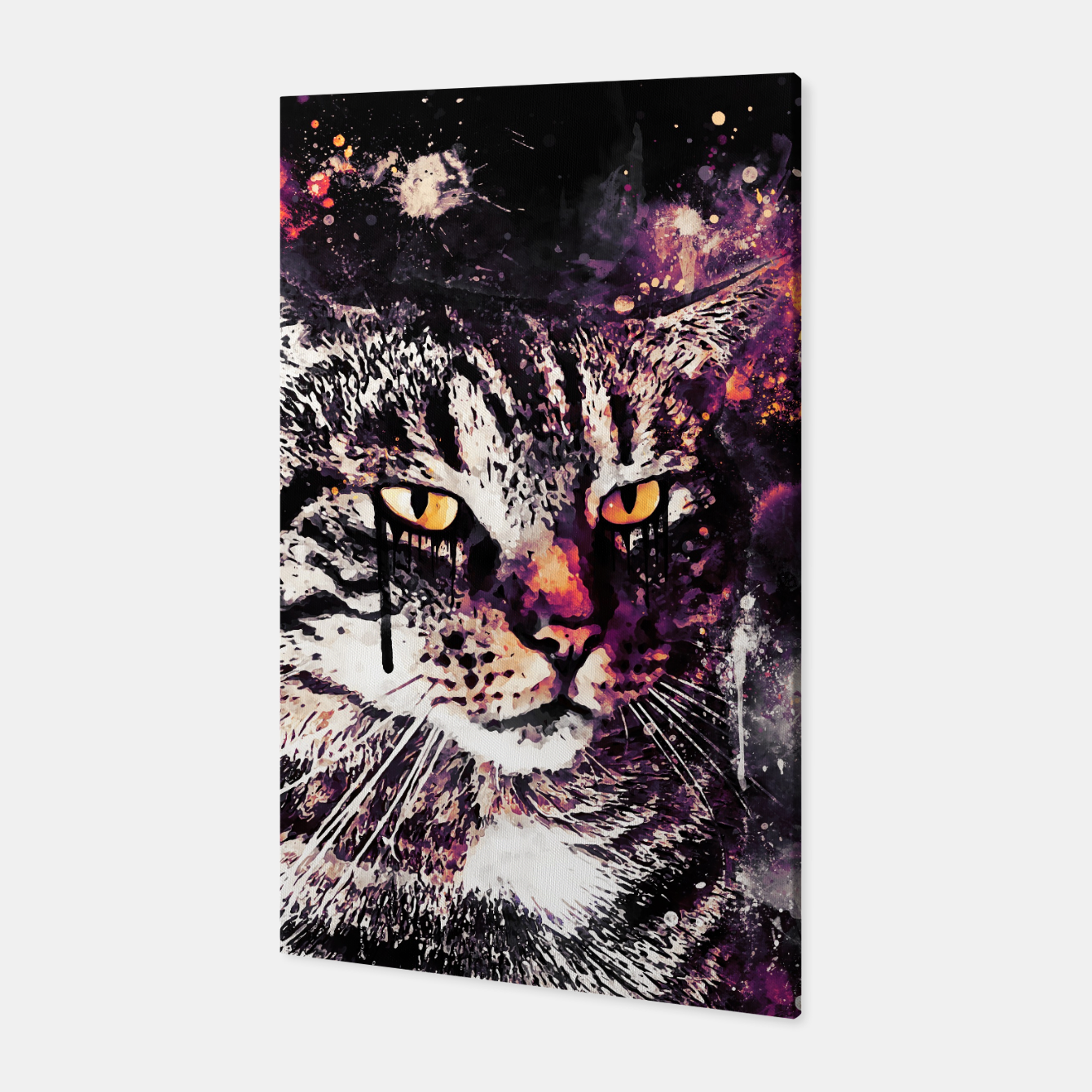 Image of koko the cat wslsh Canvas - Live Heroes