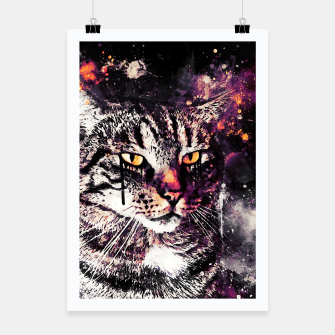 Thumbnail image of koko the cat wslsh Poster, Live Heroes