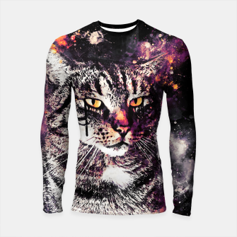 Thumbnail image of koko the cat wslsh Longsleeve rashguard , Live Heroes