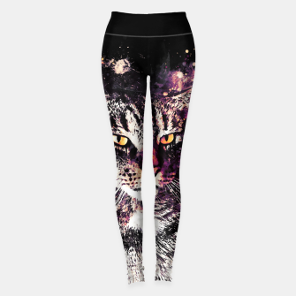 Miniaturka koko the cat wslsh Leggings, Live Heroes