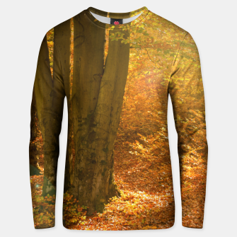 Thumbnail image of Sunny forest Unisex sweater, Live Heroes