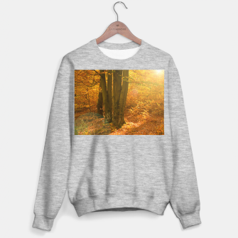 Thumbnail image of Sunny forest Sweater regular, Live Heroes