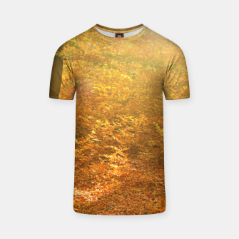 Thumbnail image of Sunny forest T-shirt, Live Heroes