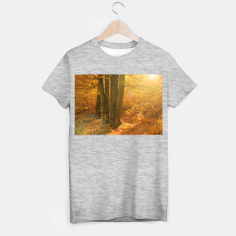 Thumbnail image of Sunny forest T-shirt regular, Live Heroes