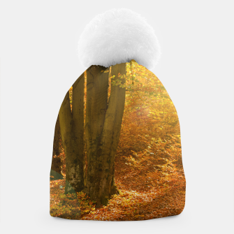 Thumbnail image of Sunny forest Beanie, Live Heroes