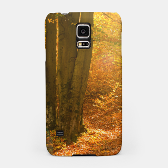 Thumbnail image of Sunny forest Samsung Case, Live Heroes