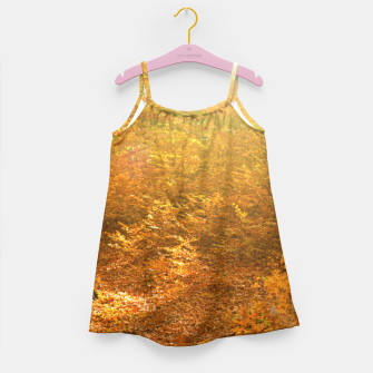 Miniature de image de Sunny forest Girl's dress, Live Heroes