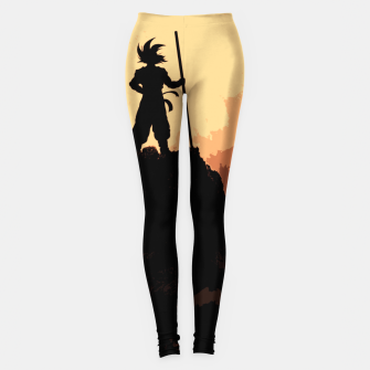 Thumbnail image of Dragon Warrior B Leggings, Live Heroes