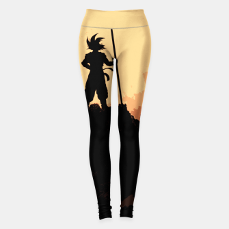 Miniaturka Dragon Warrior B Leggings, Live Heroes