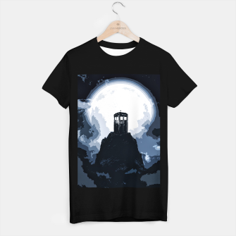 Thumbnail image of Moon Time Camiseta Regular, Live Heroes