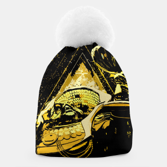 Thumbnail image of Golden V1 Gorro, Live Heroes