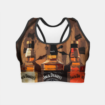 Thumbnail image of Daniels Family Crop Top, Live Heroes