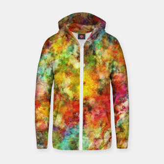 A trick of the light Zip up hoodie thumbnail image