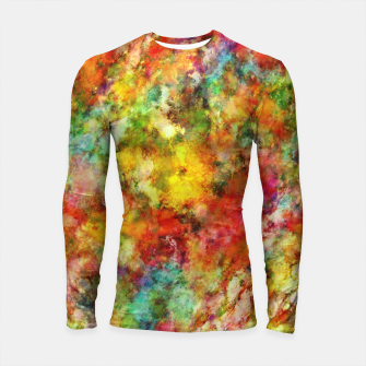 Thumbnail image of A trick of the light Longsleeve rashguard , Live Heroes