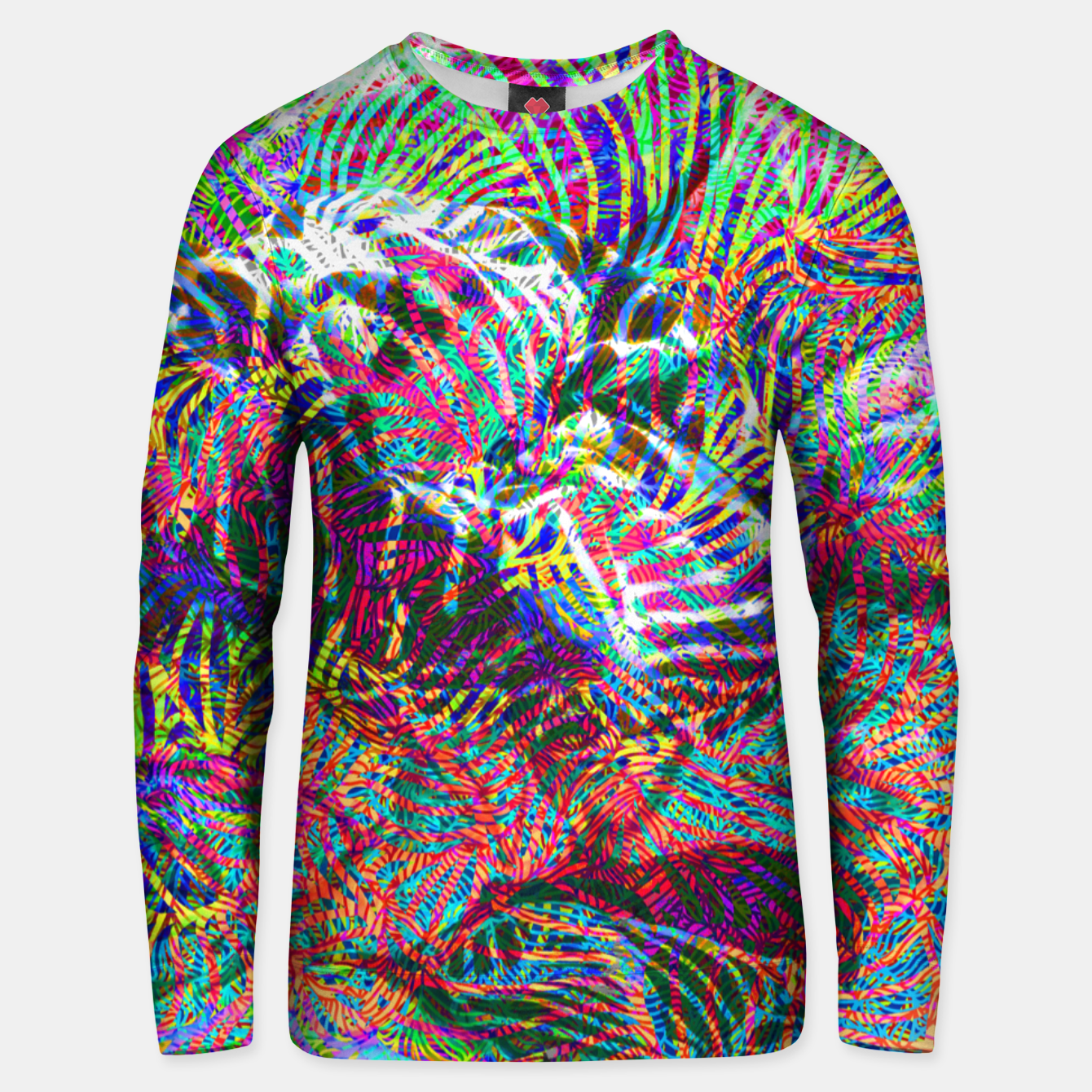 Image of sotm Unisex sweater - Live Heroes