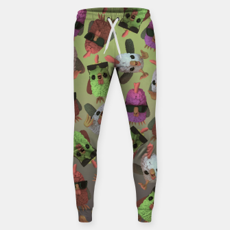 Thumbnail image of Chicken Gang Sweatpants, Live Heroes