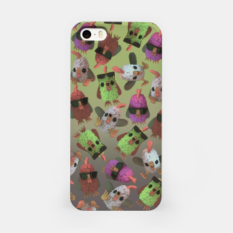 Thumbnail image of Chicken Gang iPhone Case, Live Heroes