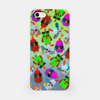 Thumbnail image of Chicken Gang Strong iPhone Case, Live Heroes