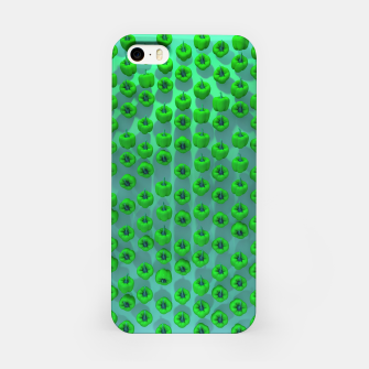 Miniature de image de Paprika Green iPhone Case, Live Heroes