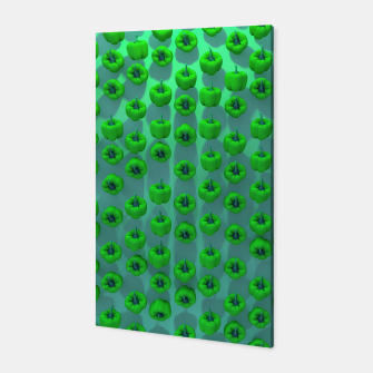 Thumbnail image of Paprika Green Canvas, Live Heroes