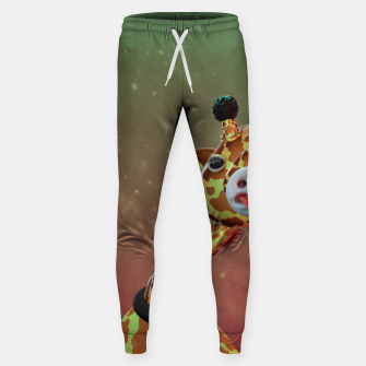 Cool Giraffe Sweatpants thumbnail image