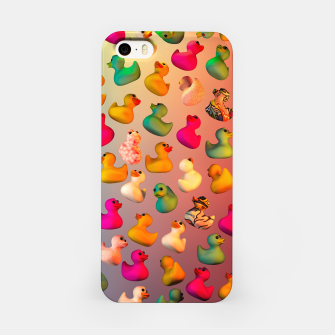 Rubber Duck iPhone Case thumbnail image