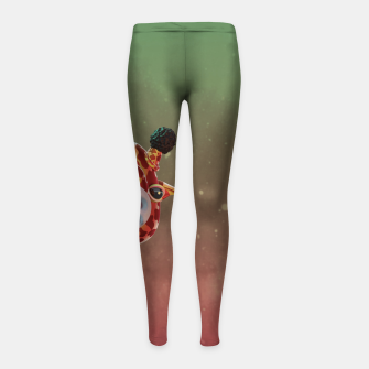 Cool Giraffe Girl's leggings thumbnail image
