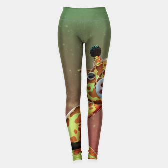 Cool Giraffe Leggings thumbnail image
