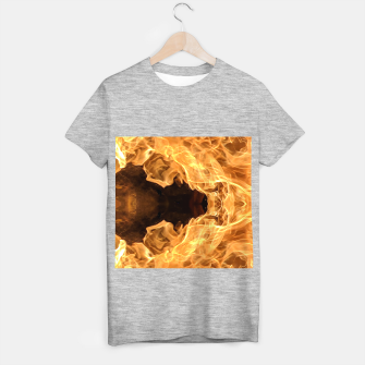 Thumbnail image of Moth to the flame T-shirt regular, Live Heroes
